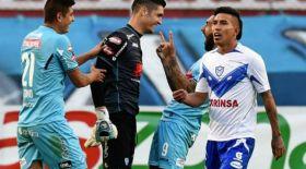 Боливиялық қақпашы өз алаңында тұрып гол соқты (видео)