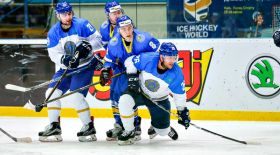 Қазақстан хоккейшілері Украинаны ұтты (видео)