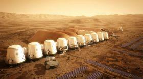 Ғалымдар Марс ғаламшарында үй тұрғыза бастады