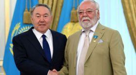 Асанәлі Әшімов «Қазақстанның Еңбек Ері» атағын иеленді