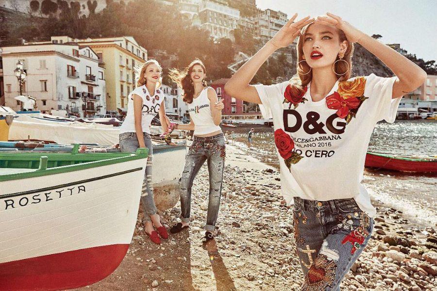 Dolce&Gabbana дуэті: Көктем-жаз – 2017 топтамасы