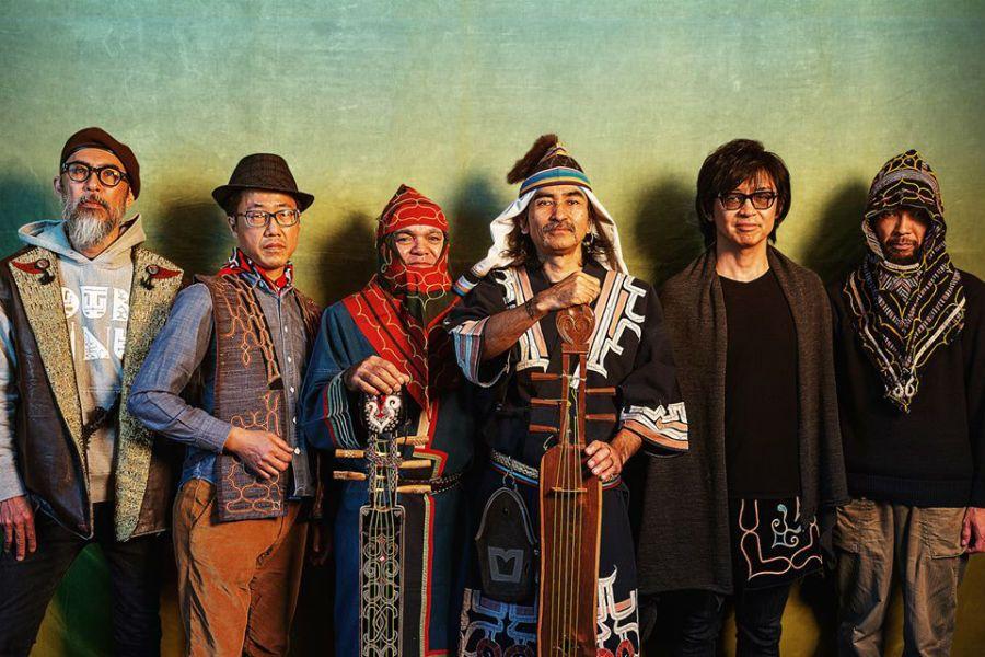 Oki Dub Ainu Band тобы жапониялық жұмбақ мәдениетке бойлауға шақырады