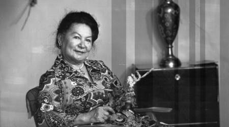 Шара Жиенқұлованың 100 жылдығына арналған кеш өтті