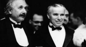Эйнштейн мен Чарли Чаплин туралы қызықты оқиға