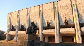 М.Әуезов атындағы драма театрының «ЭКСПО-2017» көрмесі аясындағы репертуары