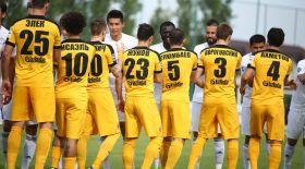 Футболдан ҚР кубогы жартылай финалындағы алғашқы ойындар өтті