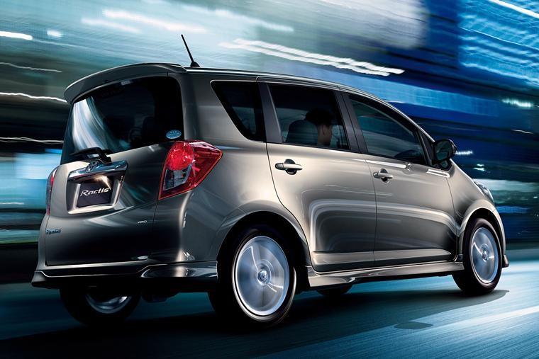 Toyota өзінің  Ractis маркасын жаңартуда