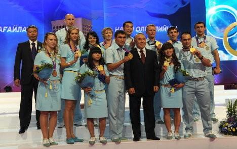 Олимпиада жүлдегерлеріне 4,4 миллион долларға тең сый жасалды