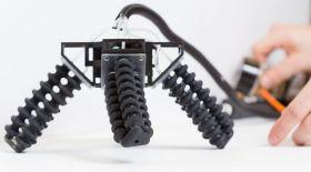 Америкалық ғалым жұмсақ робот құрастырды