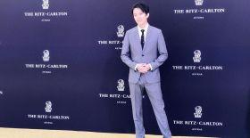 Димаш The Ritz-Carlton қонақүйінің ашылуына қатысты