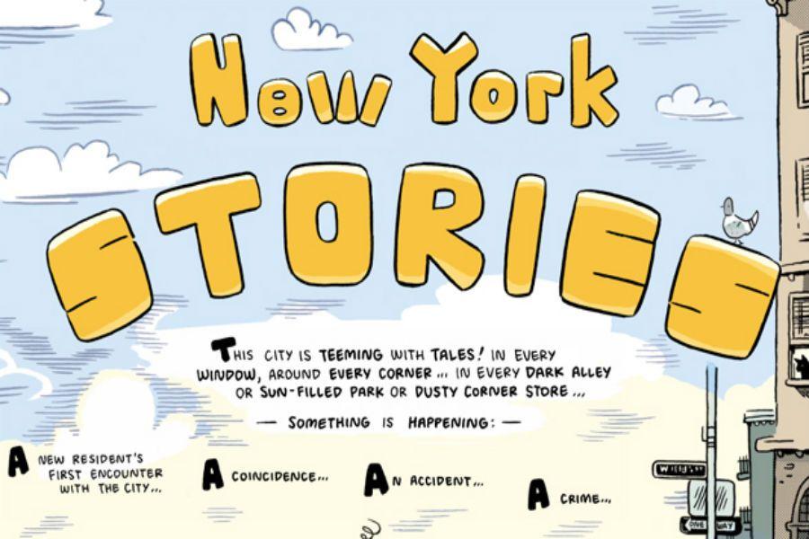 New York Times газеті комикс стилінде шықты