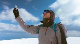 Гималай тауының ең биік шыңында Wi-Fi ұстайды