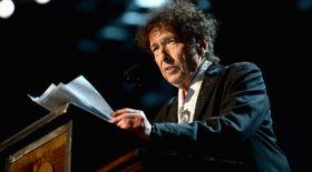 Нобель сыйлығының иегері Боб Дилан дәріс оқыды