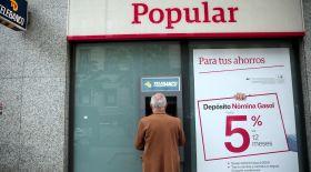 Испаниядағы үлкен банк 1 еуроға сатылды