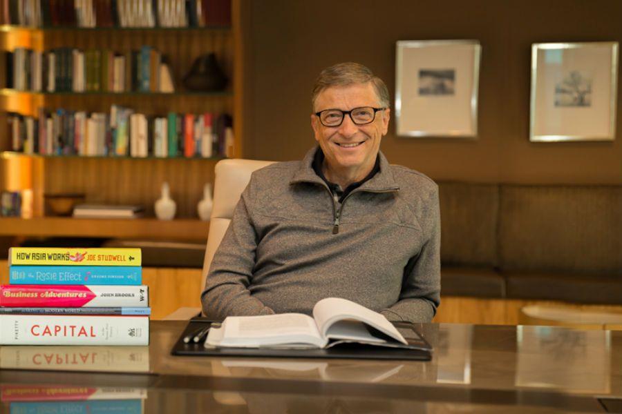 Билл Гейтс жазда оқуға ұсынатын 5 кітап