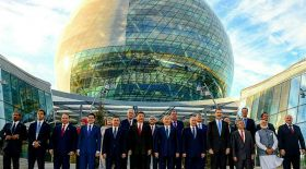 EXPO-2017 көрмесінің ашылуына 17 елдің басшысы қатысты