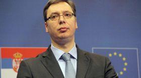 Қазақстанда жүрген Сербия президенті үшінші рет әке атанды