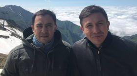 Головкин ағасымен бірге Алматыға келді