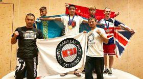 Қазақстан құрамасы аралас жекпе-жектен Азия чемпионатында 8 жүлде жеңіп алды