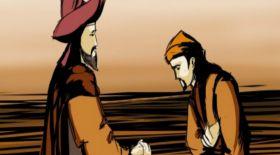 Жиренше мен Қарашаш туралы Мәшһүр Жүсіптің ел аузынан жинап алғаны