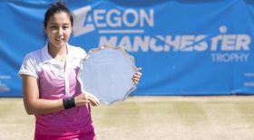 Зарина Дияс WTA рейтингінде 74 орын жоғарылады