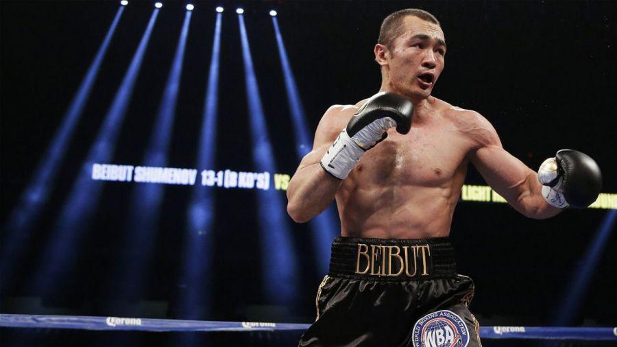 Бейбіт Шүменов кәсіпқой бокстағы мансабын аяқтады