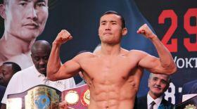 Қанат Ислам WBA рейтингінде үздік үш боксшының қатарына қосылды