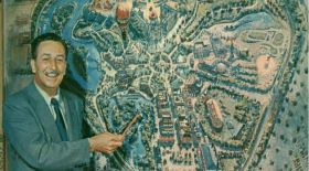 Қиял мекені Диснейлендтің алғашқы картасы сатылды