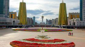 Астана – Тәуелсіздіктің жемісі!