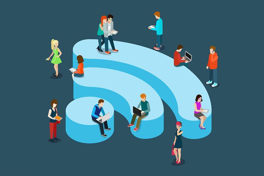 Wi-Fi қосулы, интернет жоқ