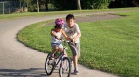Велосипед айдап үйренгіңіз келсе