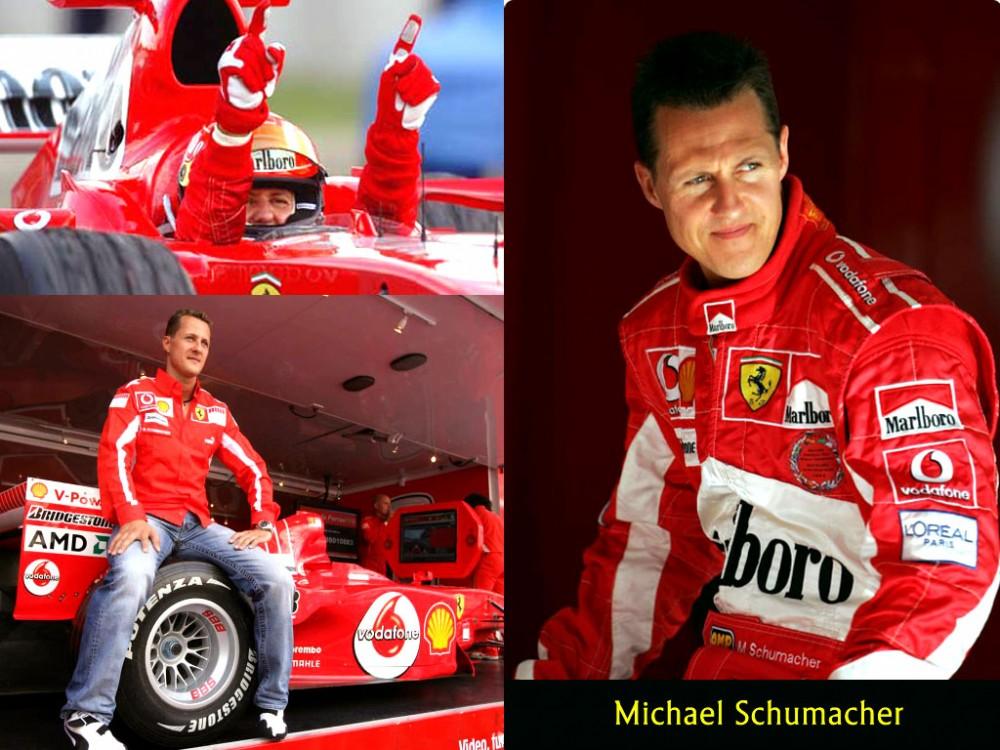 Михаэль Шумахер «Формула-1» жарыстарынан кететіні туралы мәлімдеді