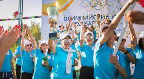 Хабар Агенттігі алғашқы Олимпиада ойындарын өткізді