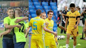 Ел клубтарының УЕФА рейтингіндегі көрсеткіштері қандай?
