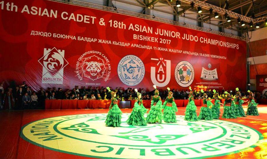 Жас қазақ дзюдошылары Азия чемпионатынан олжалы оралды