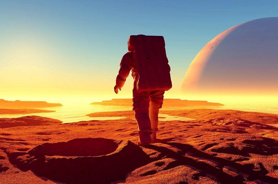 Марсқа ғарышкер ұшыруға қомақты қаржы қажет