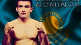 Қазақстандық боксшы