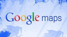Google Maps: сіз көріп таң қаласыз