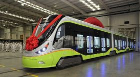 Қытайда жүргізушісі жоқ трамвай пайда болды