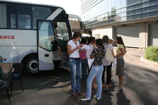 ҚазҰУ-да «Донор күні» акциясы өтіп жатыр