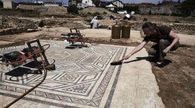 Францияда б.з. I ғасырында салынған қала қалдығы табылды
