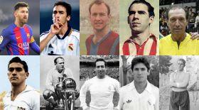 Испания примерасы тарихындағы ең үздік 10 футболшы
