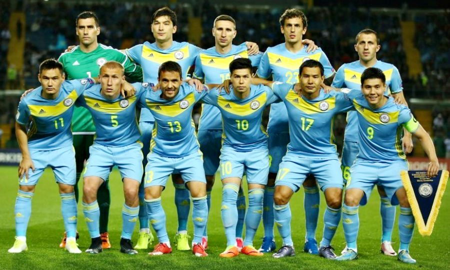 Қазақстан құрамасы ФИФА рейтингінде бір cатыға жоғарылады