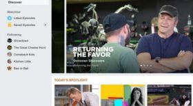Фейсбук ютуб каналының аналогын жасамақ