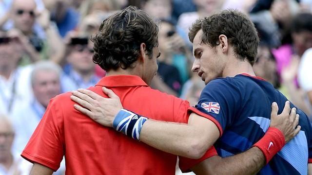 Федерер: «Маррейге әлемнің бірінші ракеткасы болуын тілеймін»