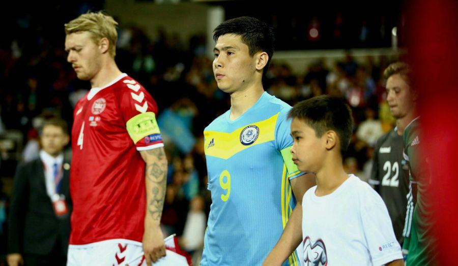 Бауыржан Исламхан ұлттық құраманың алдағы үш ойынына қатыспайды