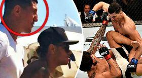 Неймар UFC-ге қатысатын спортшыны оққағар ретінде жалдады