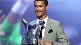 Роналду Еуропаның ең үздік футболшысы атанды