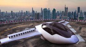 Ұшатын такси 2025 жылы шығады