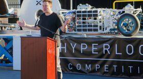 Hyperloop жаңа рекорд орнатты
